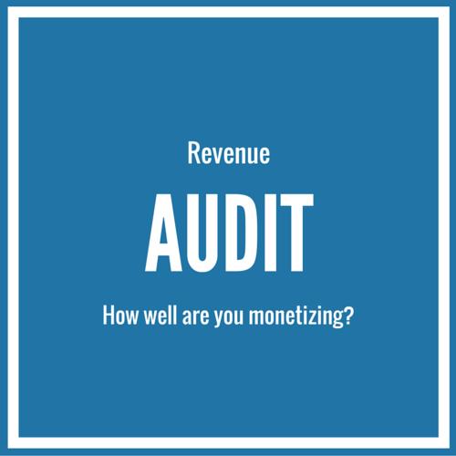 Site Revenue Audit