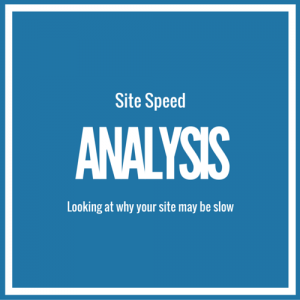 Site Speed Analysis