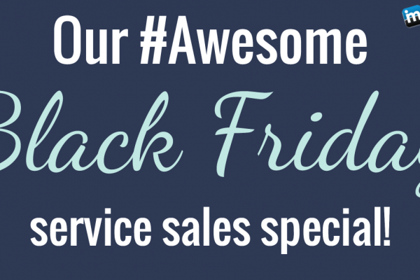 Need WordPress Help? Here's Our Black Friday Sale!