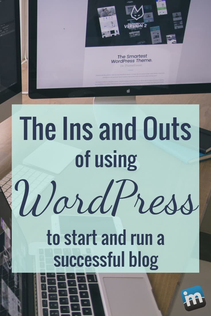 Starting a blog on WordPress is great, but can be confusing without the understanding WordPress course
