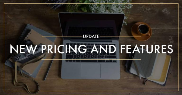 New Pricing, Features, and Plan