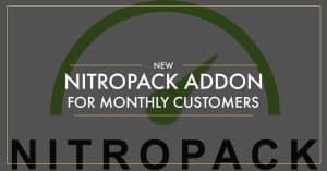 NitroPack speed service addon